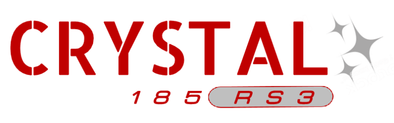LOGO CRYSTAL 185