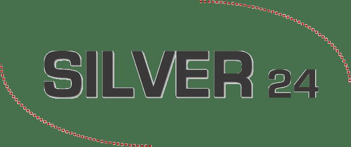 LOGO SILVER 24