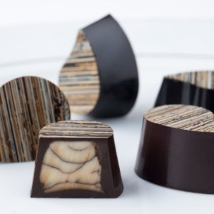 CHOCOLATE TRANSFER MOULDS